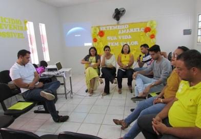 """Setembro Amarelo """"Seminário para valorização da vida"""""""