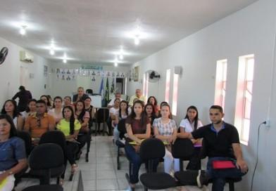 I Plenária Municipal de Saúde realizado em São João da Serra