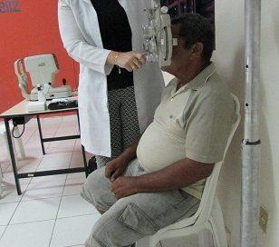Prefeitura Municipal realiza Semana da Saúde Visual em parceria com ABRACCE