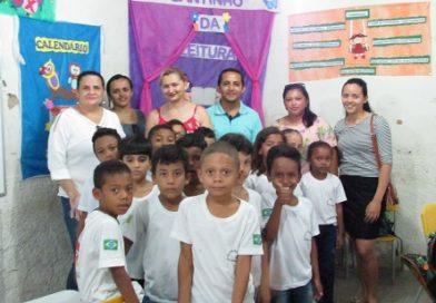 PNAIC regional realiza visita técnica nas escolas