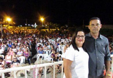 Prefeitura Municipal realiza festa dedicada às mães