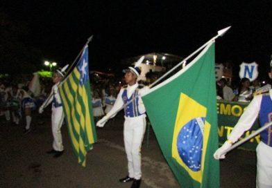 Prefeitura através da Educação realiza desfile de 07 de setembro