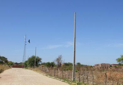 Prefeitura realiza obras de iluminação pública