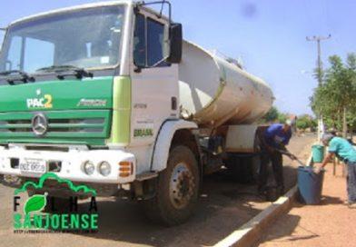 Prefeito Ananias André publica oficio pedindo caminhão pipa junto a Defesa civil