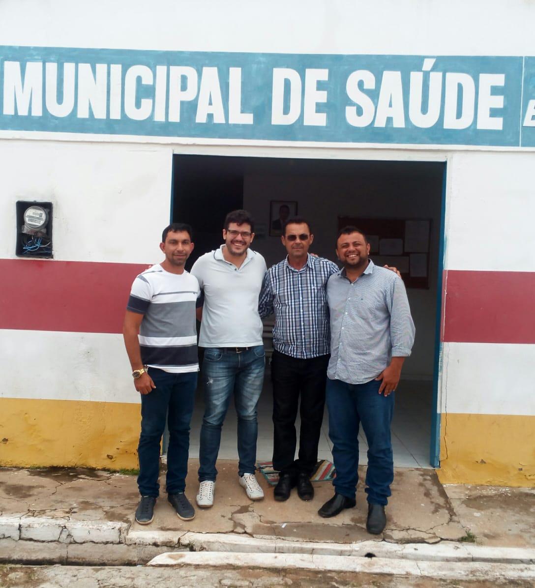 Prefeito Ananias André faz balanço de dois anos e meio na administração municipal