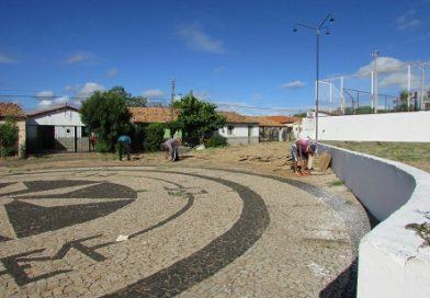 Academia da Saúde começa a ser construída em São João da Serra