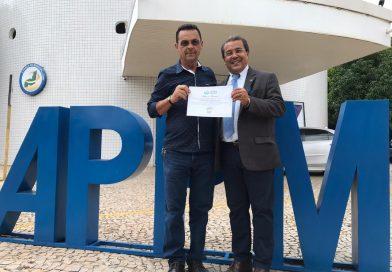 Prefeitura de São João da Serra recebe mensão honrosa do prêmio gestor educador