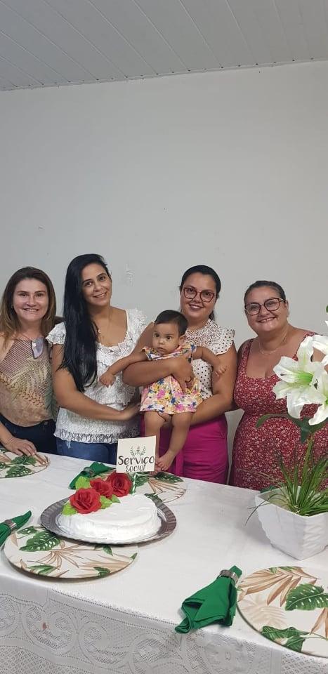 Criança Feliz em São João da Serra